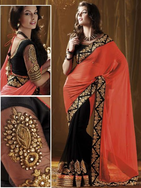 Party Wear Saree 01