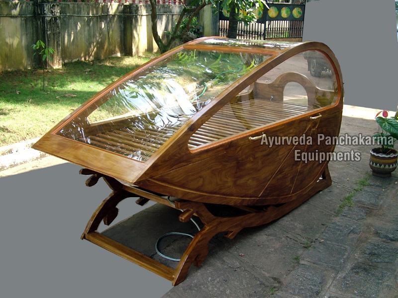 Lying Type Steam Bath Chamber