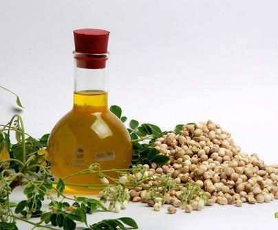 Natural Moringa Cold Pressed Oil