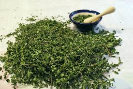 Organic Dried Moringa Leaves