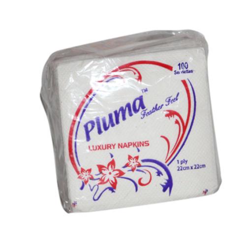 Pluma Ultra Soft Luxury Tissue Paper (22cm X 22cm)