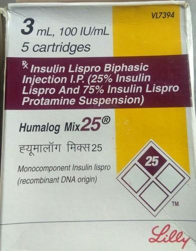 Humalog Mix 25 Injection
