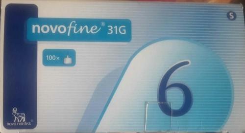 Novofine 31G Needles