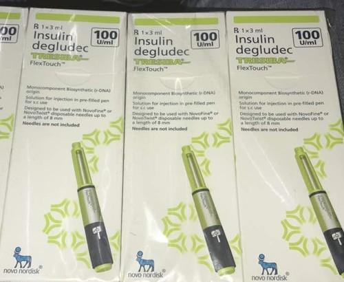 Tresiba Insulin Degludec