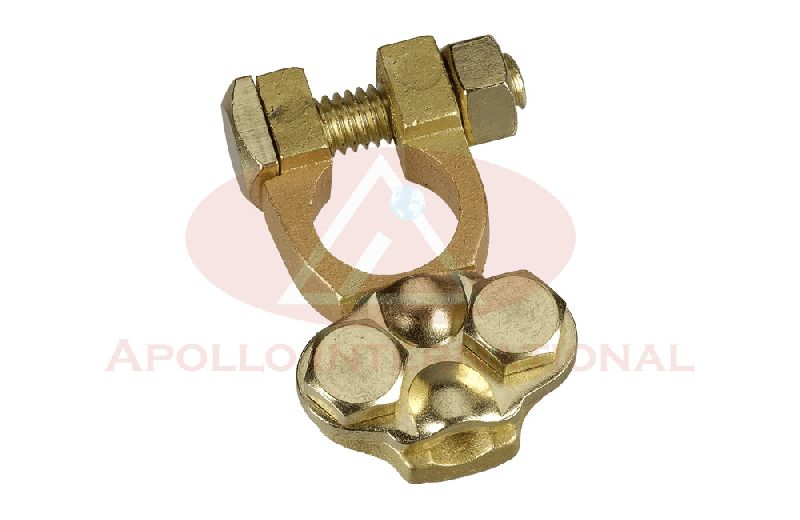 Brass Battery Terminal 06