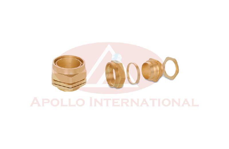 Brass BWL Cable Gland 02