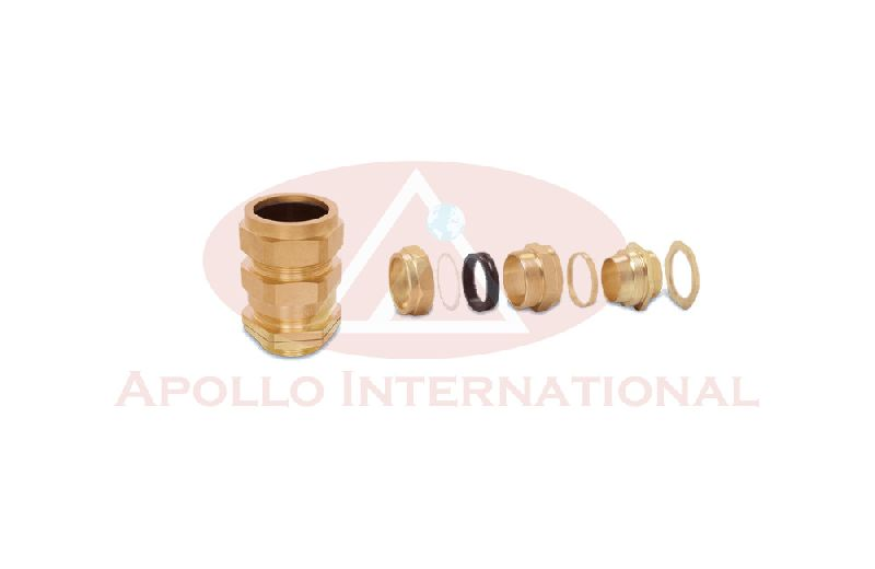 Brass CW Cable Gland 01