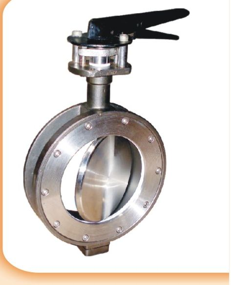 Handle Operated Spherical Disc Valves