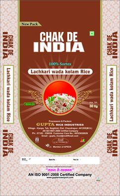 Chak De India Lachkari Kolam Rice