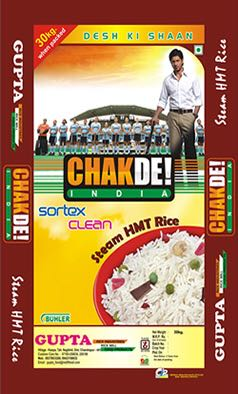 Chak De India Steam HMT Rice