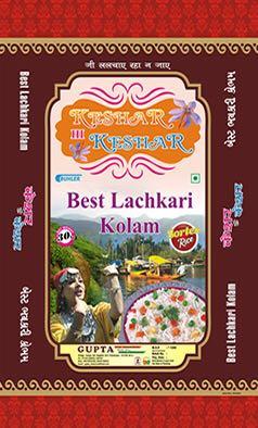 Keshar Hi Keshar Lachkari Kolam Rice 02