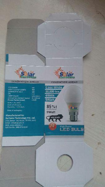 9 Watt LED Bulb 02