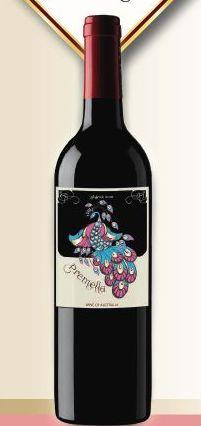 2018 Premella Shiraz Wine