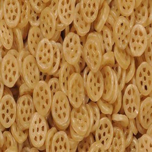 Wheat Flour Wheel Fryums