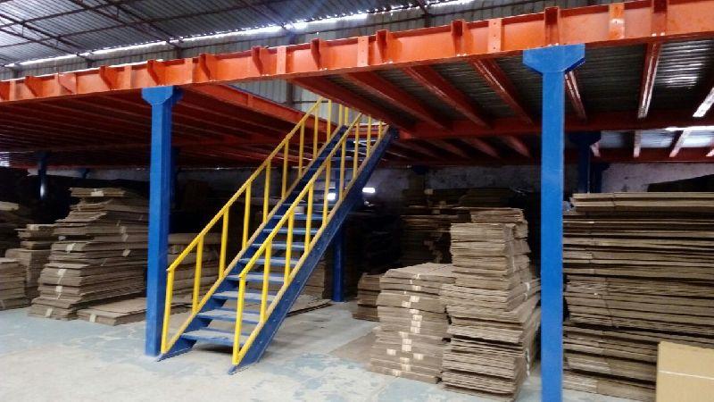 Heavy Duty Steel Mezzanine Floor 02