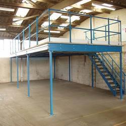 Heavy Duty Steel Mezzanine Floor 03
