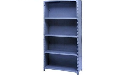 Three Side Closed Slotted Angle Rack 03