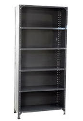 Three Side Closed Slotted Angle Rack 06