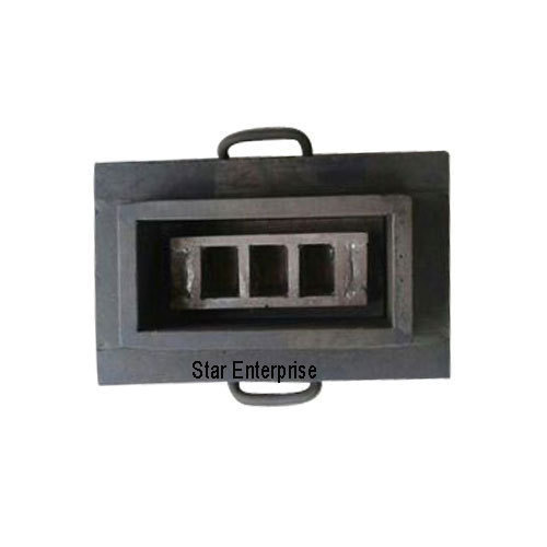 Straight Brick Mould