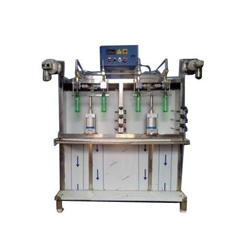 Semi Automatic Soda Bottle Filling Machine
