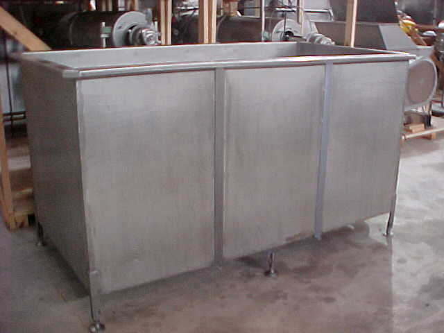 Stainless Steel Storage Tank 01