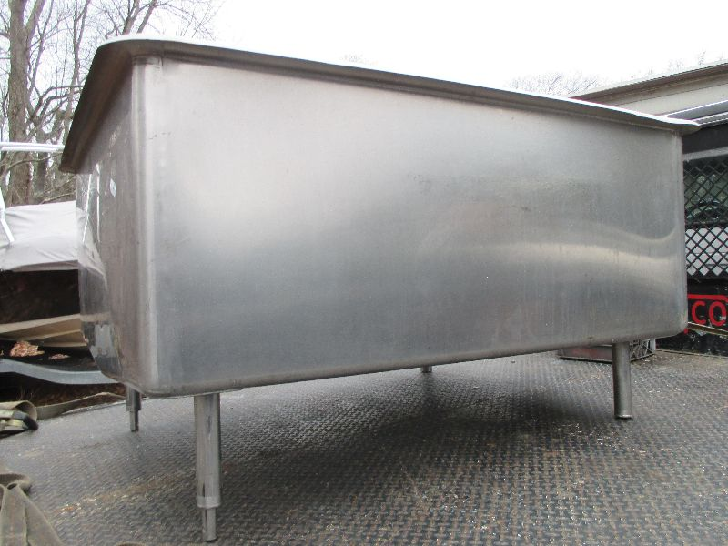 Stainless Steel Storage Tank 02