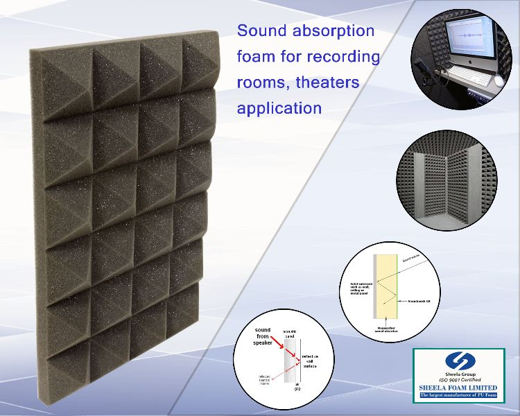 Acoustic Foam Sheet