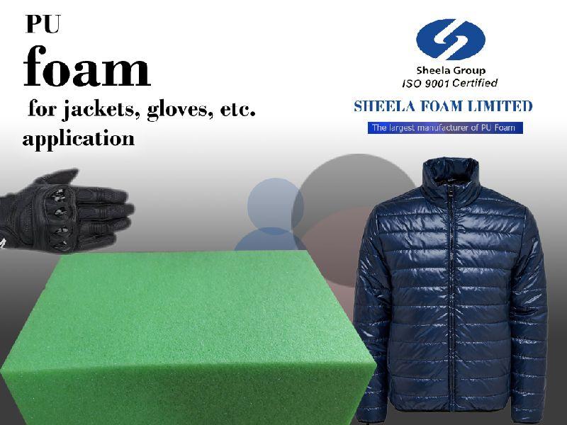 Jacket & Glove PU Foam 01