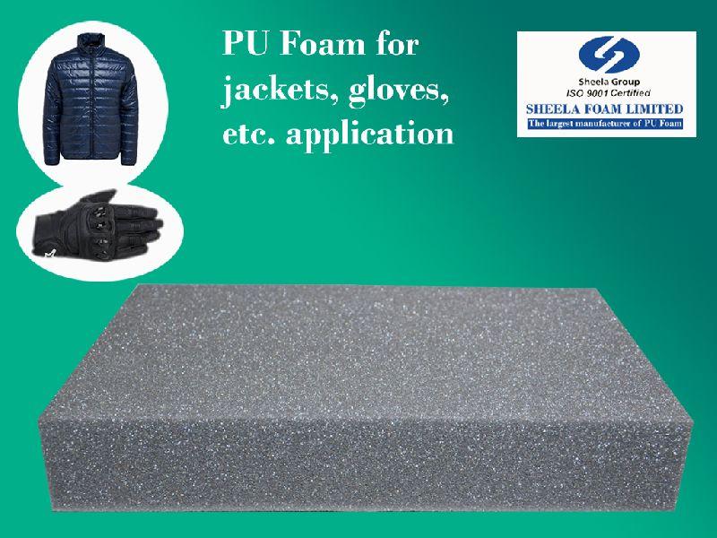 Jacket & Glove PU Foam 02