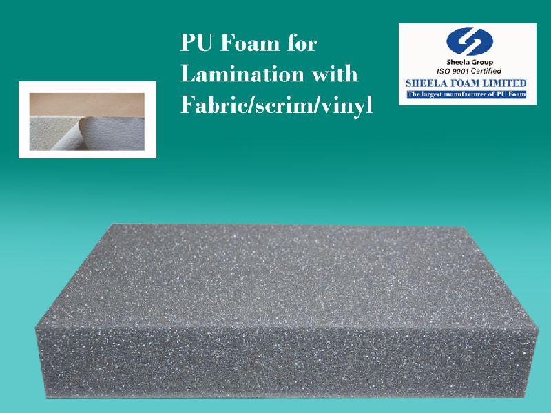 Leather Laminated PU Foam