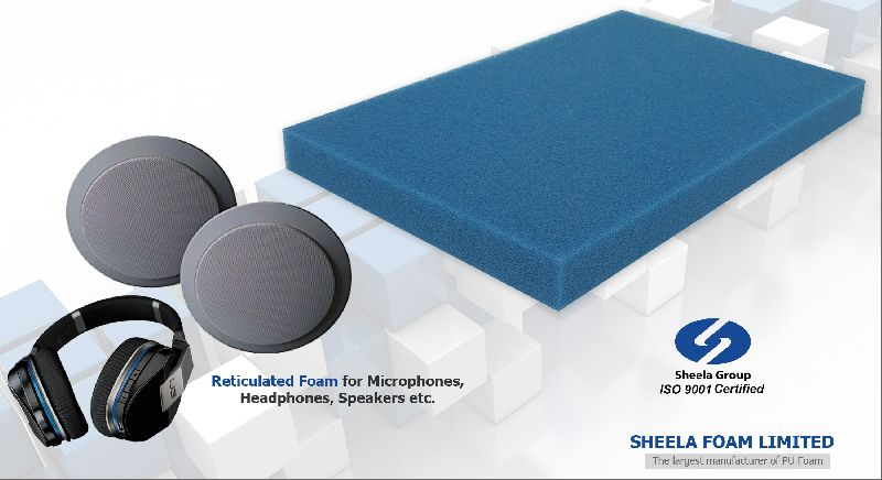 Speaker Reticulated Foam Sheet 02