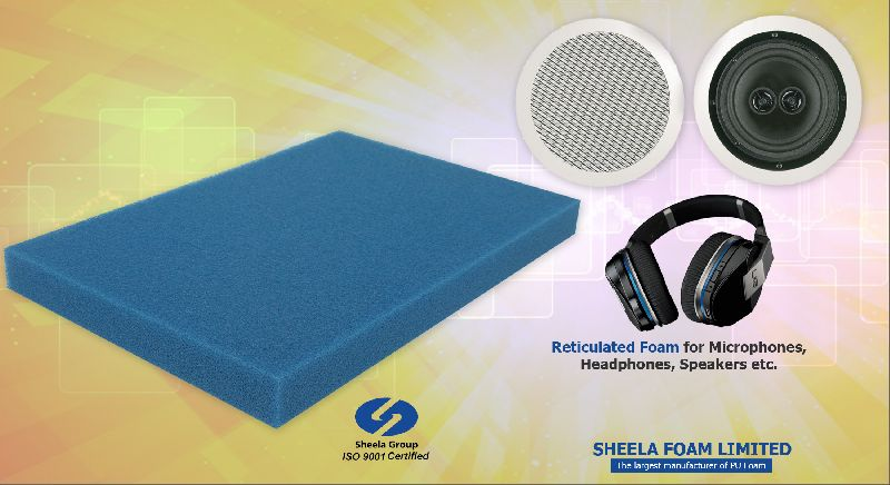 Speaker Reticulated Foam Sheet 03