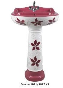 Ark & Craft Pedestal Wash Basins