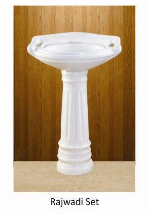 Plan Series Pedestal Wash Basins