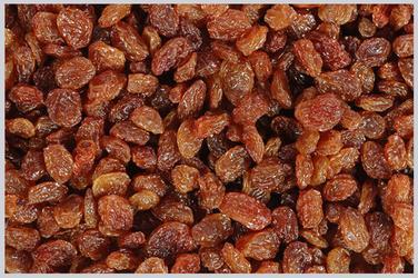 Brown Seedless Raisins