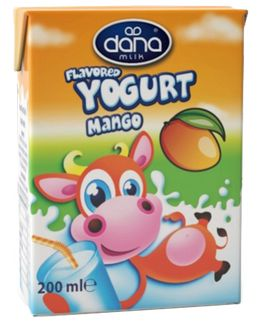 Dana Mango Flavoured Yogurt Drink