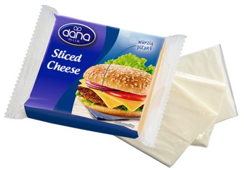 Dana Wrapped Cheese Slices