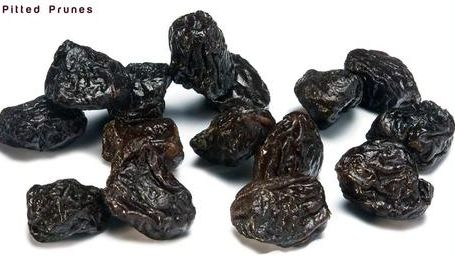 Pitted Dried Prunes