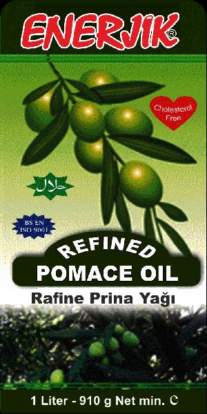 Refined Pomace Oil