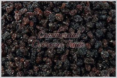 Black Seedless Raisins