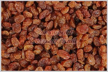 Brown Seedless Raisins