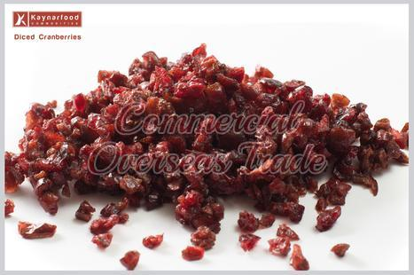 Diced Dried Cranberries