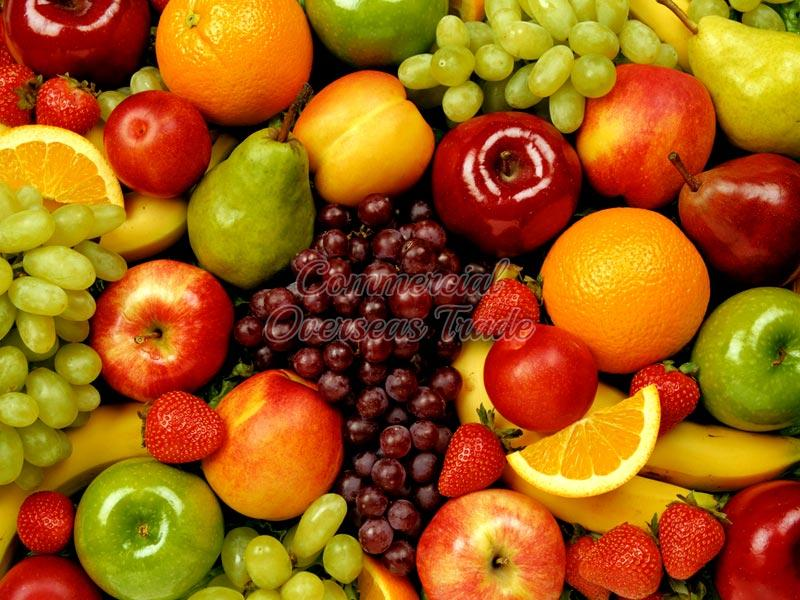Fresh Fruits