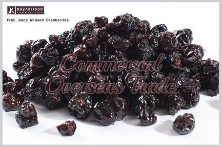 Infused Dried Cranberries