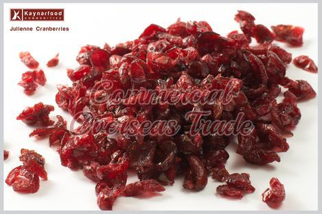 Julienne Dried Cranberries