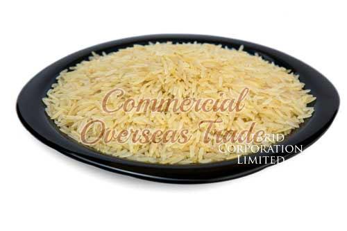 Parboiled Blended Basmati Rice