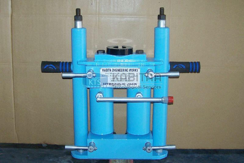 Single Acting Hydraulic Tank Jack