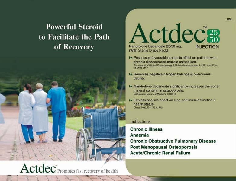 Actdec Injection