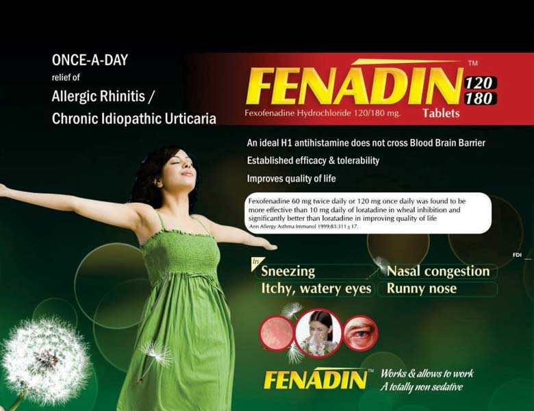 Fenadin Tablets