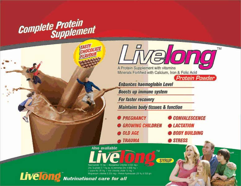 Livelong Protein Powder